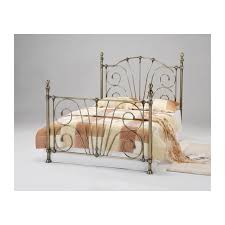 beatrice antique brass bed brixton beds