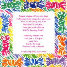 birthday text invitation messages sle birthday party invitation wording vertabox