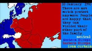 Eastern Europe Iron Curtain What If The Berlin Wall Never Fell Dailymotion
