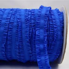 crochet elastic ribbon aliexpress buy 1616226 16mm solid crochet flower fold