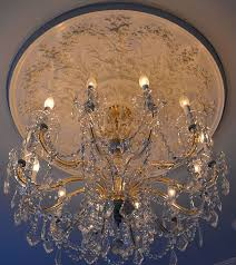 What Size Ceiling Medallion For Chandelier 167 Best Ceiling Medallions And Decorative Antique Tin Images On