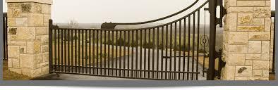 steel fence ornamental iron fence springfield mo springdale ar
