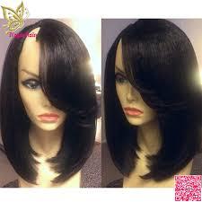 bob hairstyles u can wear straight and curly side part human hair wigs short light yaki straight bob u part