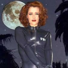 Gillian Anderson Latex - dana scully character giant bomb