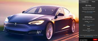 tesla says you can get new model s monthly cost down to 0 in