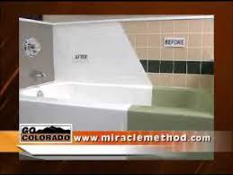 Easy Step Bathtub Miracle Method Of Colorado Springs Youtube