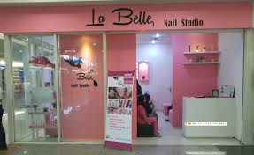 introducing la belle nail studio sponsored pink and undecided
