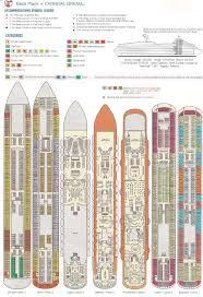 house plan carnival dream floor ms cruise ship dream1 magic