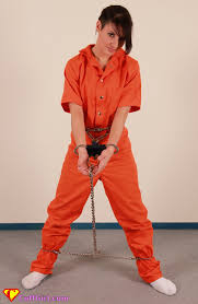prison jumpsuit costume s orange prison jumpsuit oh and i am wearing white sock