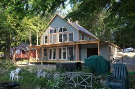 house and barn geobarns new hshire lake house and barn