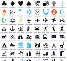 100 map symbols the key to all this madness dyson u0027s