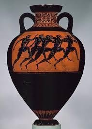 Ancient Greek Vase Painting Ancient Greek Pottery
