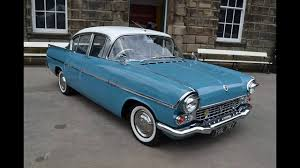 1959 vauxhall victor vauxhall cresta pa youtube