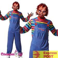 chucky costumes chucky costumes for men ebay