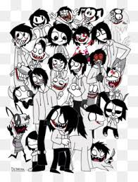Know Your Meme Creepypasta - free download slenderman jeff the killer creepypasta comics know