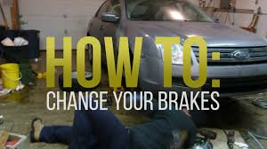 how to change ford fusion rear brakes cars repair