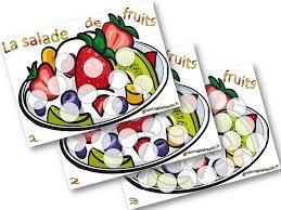 jeux de cuisine salade le jeu de la salade de fruits le d aliaslili maths c1