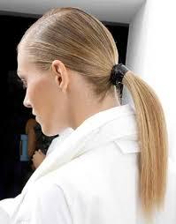 blax hair elastics beauty trend tracker the ponytail alexandria stylebook