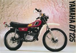 1973 yamaha at3 enduro 125 motorcycle yamaha enduro motorcycle