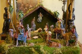 nativity decorations rainforest islands ferry