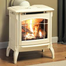 napoleon free standing propane fireplace vented gas indoor inset