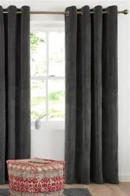 buy curtains and blinds curtains grey black out blackout from the