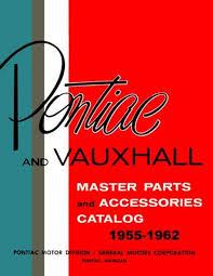 bishko oem repair maintenance parts book pontiac all models 1955