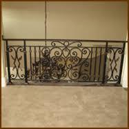 ornamental iron railings sacramento stair railings