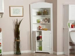 Corner Cabinet Black Cute Bathroom Corner Cabinet Wigandia Bedroom Collection