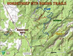 Blm Maps Utah by Horsethief Campground Mountain Bike Trail In Moab Utah