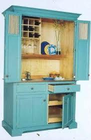 Kitchen Free Standing Cabinets by Best 20 Kitchen Armoire Ideas On Pinterest Standing Kitchen
