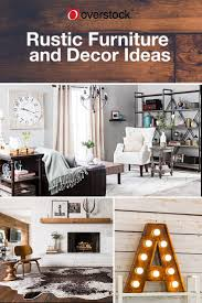 rustic decorating ideas you u0027ll love overstock com