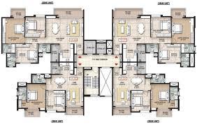 Apartment Block Floor Plans Floor Plan