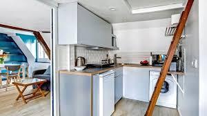 cuisine dans petit espace cuisine quipe en u amazing cuisine equipee pour cuisine