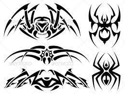 spider tattoos spider tattoo spider and tattoo