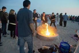 Beach Fire Pit by Orange County Supervisors To Weigh In On Beach Fire Ring Ban Latimes