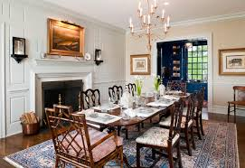villanova residence dining room traditional dining room
