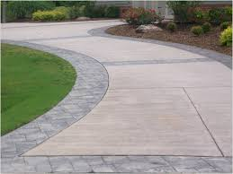 Cost Of Stamped Concrete Patio by Best 25 Concrete Driveway Cost Ideas On Pinterest Cost Of