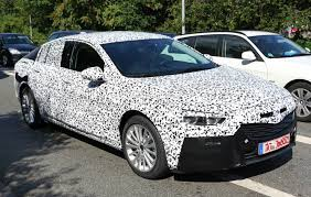 vauxhall insignia white 2017 opel insignia stretches its legs on the nurburgring