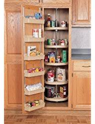 Kitchen Cabinet Lazy Susan Amazon Com Pantry Lazy Susans Cabinet U0026 Drawer Organization