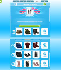 the sims freeplay hobbies fashion designer the who games