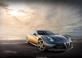 alfa romeo 6c 2018 alfa romeo 6c redesign and price car review 2018