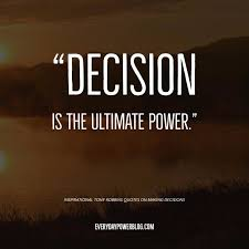 10 inspirational tony robbins quotes on making decisions