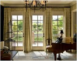 Curtains For Interior French Doors 83 Best Window Treatments Images On Pinterest Curtains Sliding