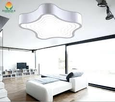 Led Bedroom Ceiling Lights Kid Room Ceiling Light Starfish Shape Ceiling Lights L For