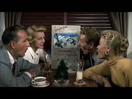 when ladies dressed white christmas yes the bing crosby classic