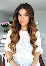 easy curling wand for permed hair best 25 middle part curls ideas on pinterest wavy curls