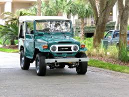 classic toyota classic toyota fj40 spotted at amelia island mind over motor