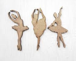 ballerina shape mdf dancer shape scrapbooking shapes wood cut outs