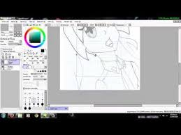 paint tool sai herramientas basicas youtube